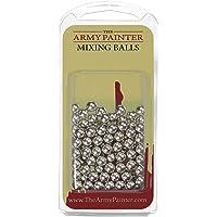 The Army Painter | Mixing Balls | 100 Sfere in Acciaio Inox | Palline per Miscelare Colori Acrilici | Per Pittura di…