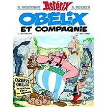 Astérix, tome 23 : Obélix et Compagnie (Asterix, Band 23)