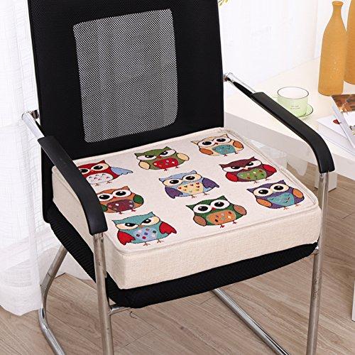 Tessuto da pranzo sedie cuscino/ four seasons
