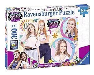 Ravensburger Italia 132386-Puzzle Maggie & Blanca Fashion Friends, 300Piezas