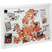 Magnetic Maps, per disegnare, segnare e pianificare i tuoi viaggi
