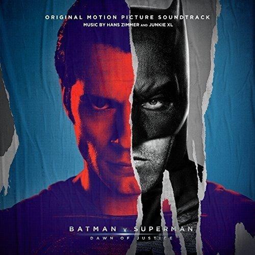 Batman v Superman : L?Aube de la Justice - Coffret Édition Deluxe (2CD + poster couleur)