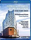 Grand concert d'ouverture de la Philharmonie de l'Elbe à Hambourg. Jaroussky, Müller, Lehmkuhl, Breslik, Terfel, Hengelbrock. [Blu-ray] [Import italien]