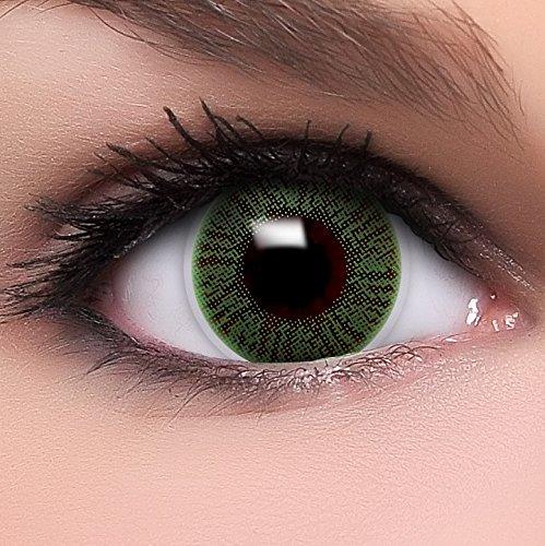 intense-lentillas-de-color-intense-green-recipiente-de-lenzera-basic-blandas-sin-dioptrias-pack-de-2