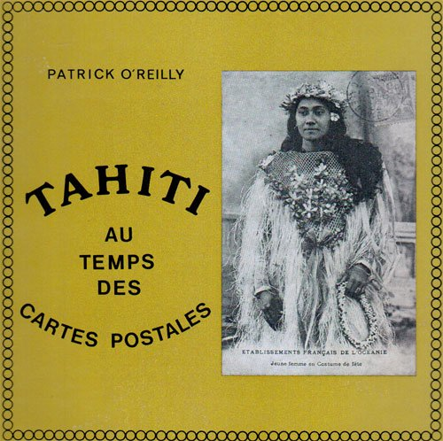 Tahiti Au Temps Des Cartes Postales