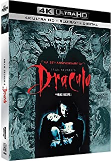 Dracula [4K Ultra Blu-Ray + Digital HD] (B073X87YHV) | Amazon price tracker / tracking, Amazon price history charts, Amazon price watches, Amazon price drop alerts