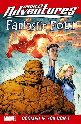 Marvel adventures Fantastic Four.
