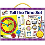 Galt Toys 1105446 Tell the Time Set