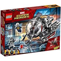 Lego Marvel Super Heroes 76109 Confidential