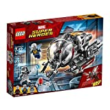 #1: Lego Marvel's Antman and The Wasp Quantum Realm Explorers