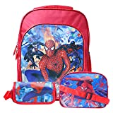 Best shop School Bags combo backpack Red colour for Boys
