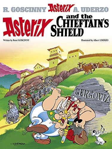 Asterix and the Chieftain's Shield: Album 11 por René Goscinny