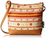 #10: Kanvas Katha Women's Sling Bag (Multi-Colour) (KKSAMZJAN003)