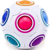 CUBIDI® Original Regenbogenball - Geschicklichkeitsspiel - Spannendes Knobelspiel für Kinder und Erwachsene Mädchen und…