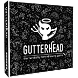 Image for board game Gutterhead - The Fiendishly Filthy Drawing Game [Drinking & Party Game for Adults]