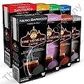 80 Nespresso Compatible Coffee Capsules / Pods, Tre Venezie by Tre Venezie S.r.l.