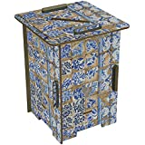 Werkhaus Twin Box (Pot á crayons / Tirelire) - Azulejos