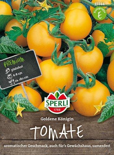 Sperli-Samen Tomate Goldene Königin