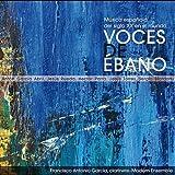 20th century Spanish music: Voice In Ebony [Explicit]