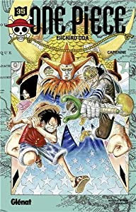 One Piece Edition originale Capitaine