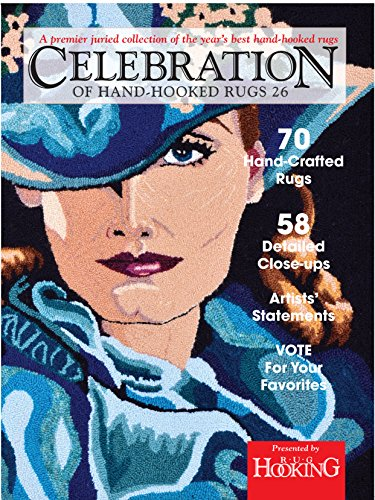 Celebration of Hand-Hooked Rugs 26 (English Edition) -