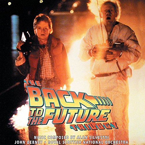 Click for larger image of Back to the Future : Trilogy