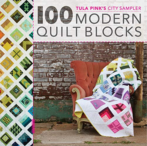 Tula Pink's City Sampler: 100 Modern Quilt Blocks (English Edition) -