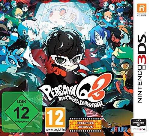 Persona Q2: New Cinema Labyrinth (3DS)