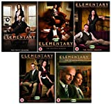 Elementary Complete Season 1-5 (An American-made reimagining of the classic detective novels by Arthur Conan Doyle)