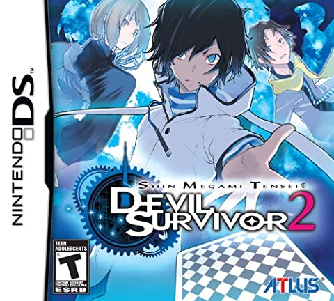 Shin Megami Tensei: Devil Survivor 2 NDS US