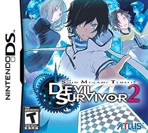 Shin Megami Tensei: Devil Survivor 2 NDS US Version