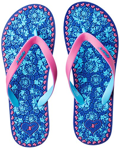 Sparx Women's Navy Blue and Pink Flip-Flops and House Slippers - 4 UK/India (36.67 EU)(SF2035LNBPK)  available at amazon for Rs.188