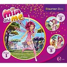 """Mia and me - """"Starter Box 1"""" - Folge 1 bis 3, Die Originalen Hörspiele zur TV-Serie - Deutsche Originalware"""
