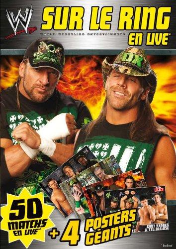 WWE sur le ring - En Live par Collectif