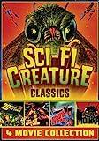 Sci-Fi Creature Classics: 4-Movie Set [DVD] [Region 1] [US Import] [NTSC]