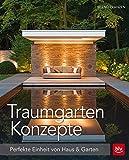Traumgarten-Konzepte: Perfekte Einheit von Haus & Garten