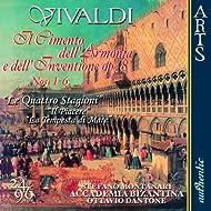 Vivaldi: Il Cimento Dell'Armonia E Dell'Inventione Op. VIII - Vol. 1