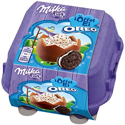 Milka Löffel-Ei Oreo 4er 128g
