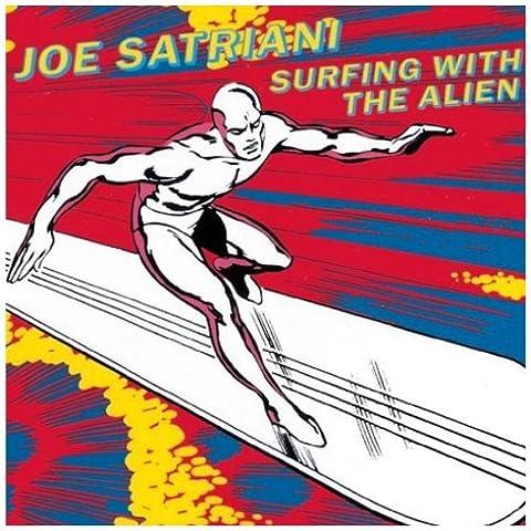 Cd Joe Satriani - Surfing with the