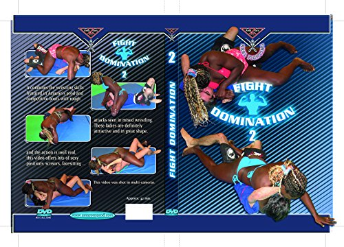 French Mixed Wrestling FIGHT DOMINATION 2 (Female Vs Male) DVD Amazon's Prod