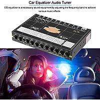 Car Modified Car Audio kkmoon EGALISEUR Fever Class Car Audio Video Viewer 7Car Tuner EQ