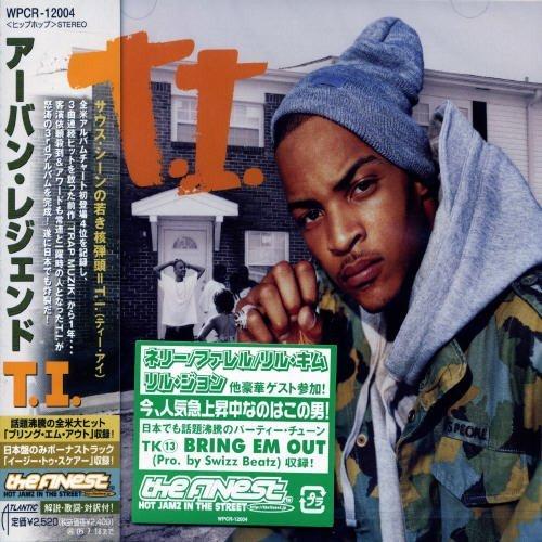 Urban Legend (+Bonus) by Ti (2007-12-15)