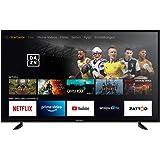 Grundig Vision 7 - Fire TV Edition (55 GUB 7060) 139 cm (55 Zoll) Fernseher (Ultra HD, Alexa-Sprachsteuerung, HDR) schwarz [M