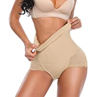 Gotoly Corsetto Allenamento da Donna Modellante Mutande Corpo Snellente Pantaloncini Vita Alta per Controllo della…