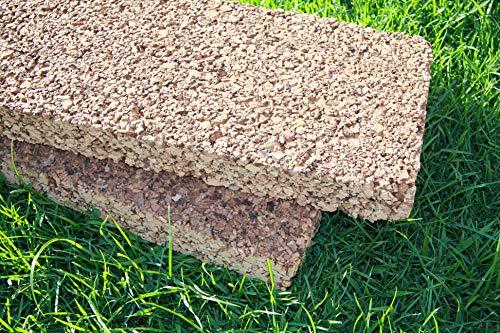 Placas corcho natural 100 cm x 50 cm DISPONIBLES DE