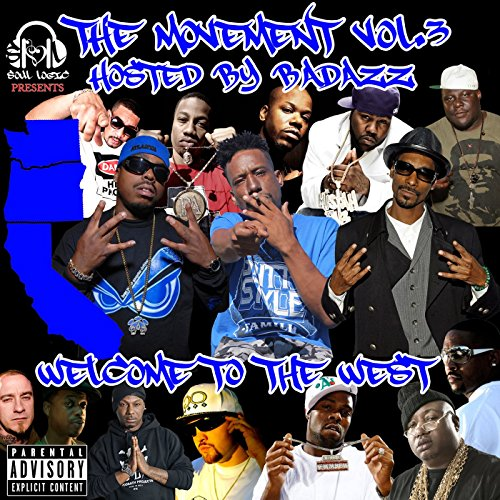 Soul Logic Presents the Movement, Vol.3 Hosted by Bad Azz [Explicit]