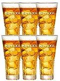 Metaxa Spyros 6 Gläser