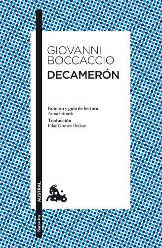 Decamerón: Edición y guía de lectura de Anna Girardi (Narrativa nº 1) por G. Boccaccio