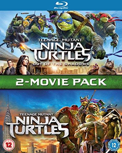 Preisvergleich Produktbild Teenage Mutant Ninja Turtles / Teenage Mutant Ninja Turtles: Out Of The Shadows Box Set [Blu-ray] UK-Import,  Sprache-Englisch