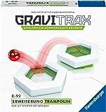Ravensburger GraviTrax Erweiterung Trampolin - Ideales Zubehör für spektakuläre Kugelbahnen, Konstruktionsspielzeug für…